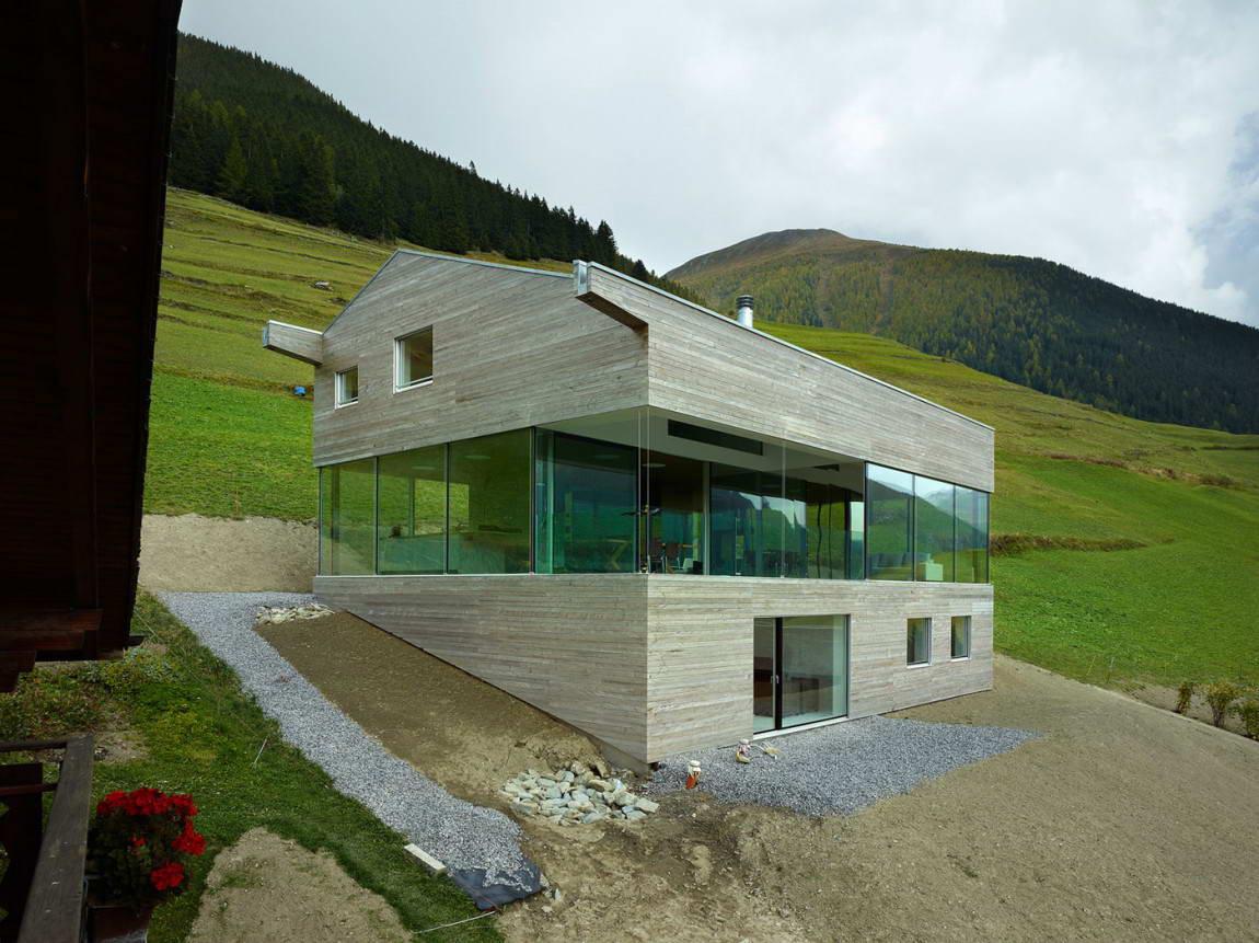 Articles la petite voix for Architecture suisse